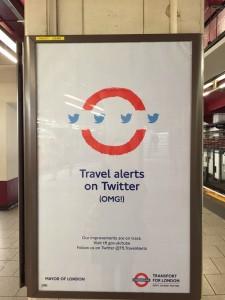 ロンドン旅行・後日談・ロンドン交通局