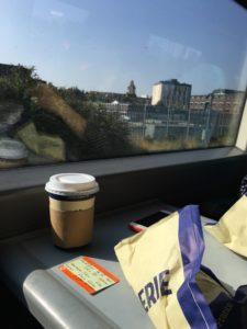 2016ロンドン旅行6日目 Brightonへ-1