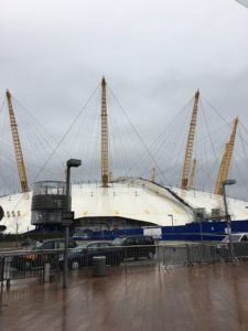 2016冬ロンドン旅行9日目 空中散歩