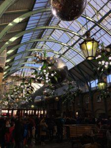 2016冬ロンドン旅行7日目 Covent Garden