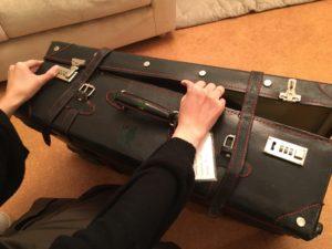 2016冬ロンドン旅行 スーツケース破損のその後