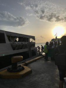 2017セブ島旅行 2日目 ボホール島へ